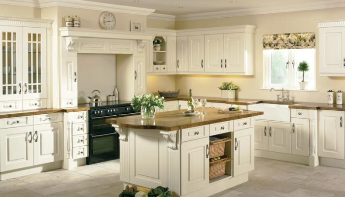 Dream Kitchen Layouts